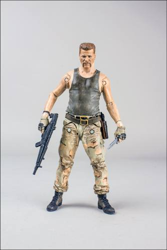 The Walking Dead TV Series 6 Abraham Ford Figure by McFarlane