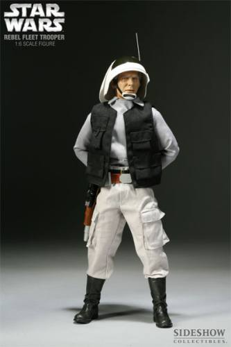 Star Wars Rebel Fleet Trooper by Sideshow Collectibles