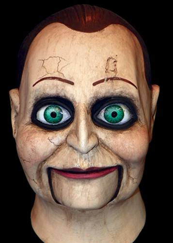 Dead Silence - Billy Puppet Full Overhead Mask by Trick Or Treat