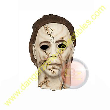 Rob Zombie Halloween Michael Myers Full Overhead Adult Latex Mask