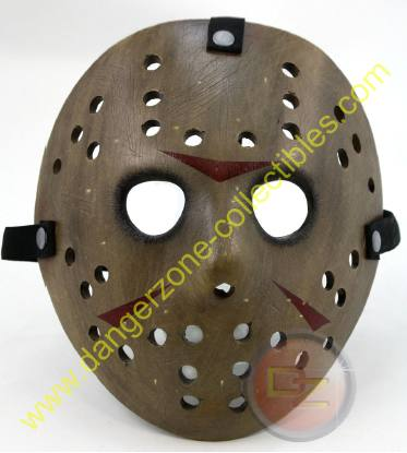 Friday The 13th Replica Jason Voorhees Hockey Mask by NECA