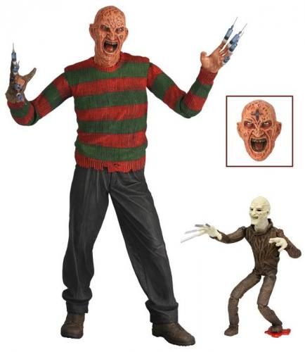 A Nightmare On Elm St Series 3 Dream Warriors Figure by NECA
