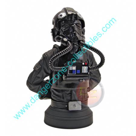 Star Wars TIE Fighter Pilot Mini Bust by Gentle Giant.