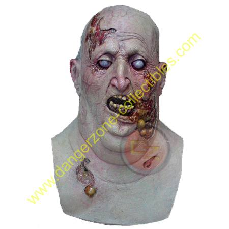 Fatman Zombie Full Overhead Adult Latex Mask