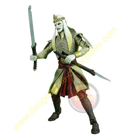 Hellboy 2 The Golden Army Prince Nuada Figure Series 1 by MEZCO