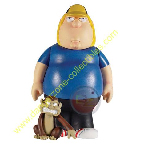 Family Guy Classics Series 3 Chris Griffin Figure by MEZCO