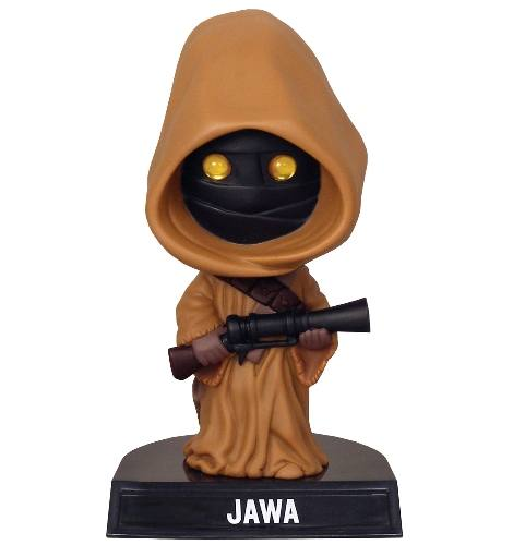Star Wars Jawa Bobble Head Knocker by FUNKO