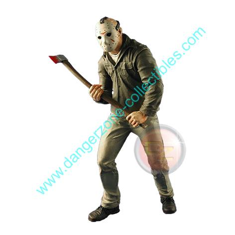 Cinema Of Fear Series 4 Jason Voorhees Figure by MEZCO.