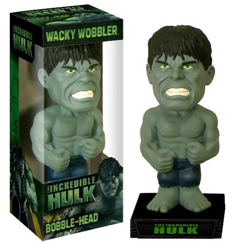 The Incredible Hulk Bobble Head Knocker by FUNKO