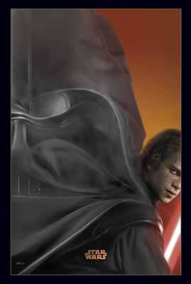 Star Wars Episode III Revenge Of The Sith Movie Poster