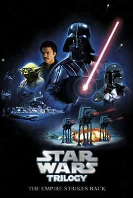 Star Wars Episode V Empire Strike Back Movie Poster
