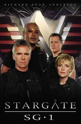 Stargate SG1 Richard Dean Anderson Poster