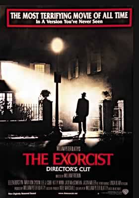 The Exorcist Director's Cut Movie Poster