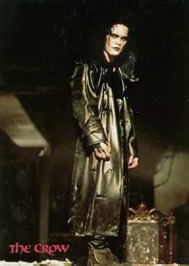 The Crow, Brandon Lee, Movie Poster