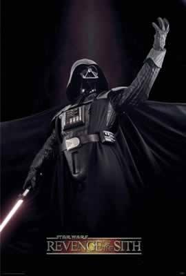Star Wars EPIII Revenge Of The Sith Movie Poster
