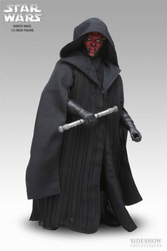 Star Wars Darth Maul Figure by Sideshow Collectibles