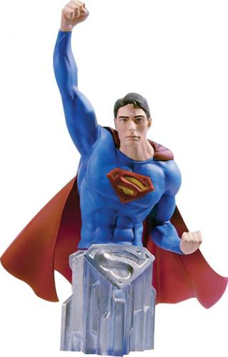 Superman Returns Superman Mini Bust by DC Comics