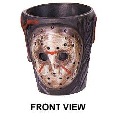 Friday The 13th Set Of 2 Shot Glasses by Rubie's.