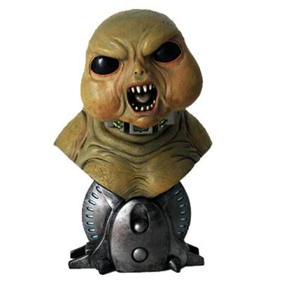Dr Who Slitheen Mini Bust by Cards Inc