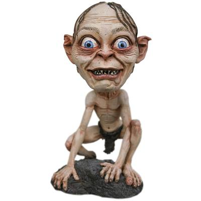Lord Of The Rings Smeagol Bobble Head Knocker by NECA.