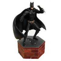 Batman Begins Christian Bale Mini Statue by DC Direct.