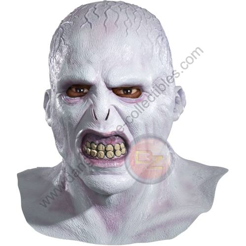 Harry Potter Voldemort Deluxe Latex Full Overhead Mask by Rubie's
