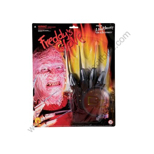 A Nightmare On Elm St Freddy Krueger Glove by Rubie's.