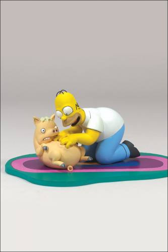The Simpsons Movie Action Figures