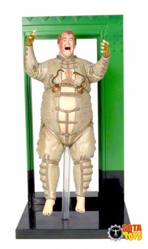 Now Playing Series 3  Baron Vladimir Harkonnen (Dune) Figure by SOTA.