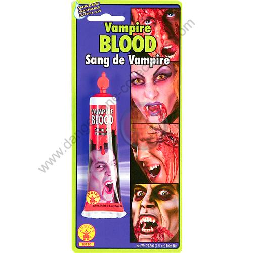 Special F/X Theatrical Vampire Blood by Rubie's.