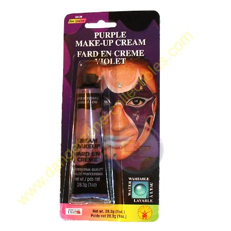 Special F/X Theatrical Base Cream Paint Purple by Rubie's.