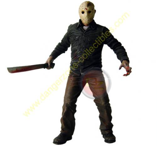 Cinema Of Fear Series 1 Jason Voorhees Figure by MEZCO