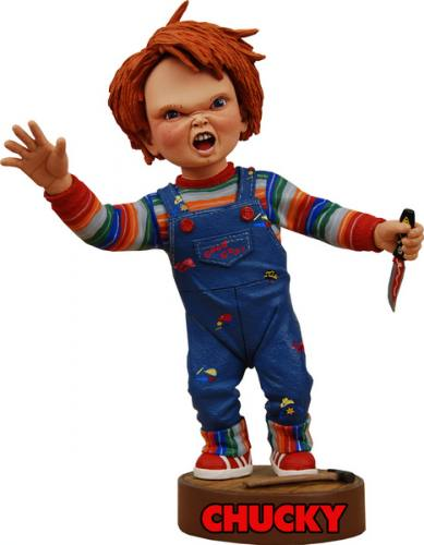 Chucky Bobble Head Knocker by NECA.