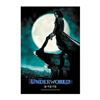 Underworld Kate Beckinsale Movie Poster
