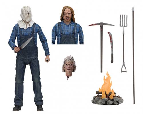 Friday The 13th Part 2 Ultimate Jason Action Figure by NECA