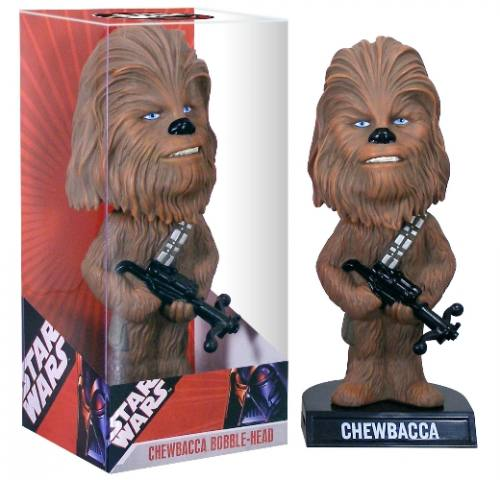 Star Wars Chewbacca Bobble Head Knocker by FUNKO
