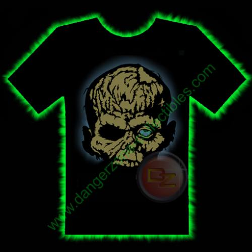 Gates Of Hell Horror T-Shirt by Fright Rags - MEDIUM