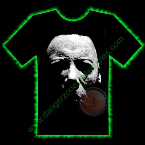 Halloween Michael Myers Horror T-Shirt by Fright Rags - MEDIUM