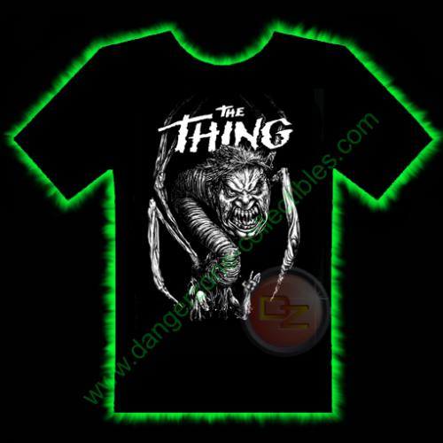 The Thing Horror T-Shirt by Fright Rags - SMALL