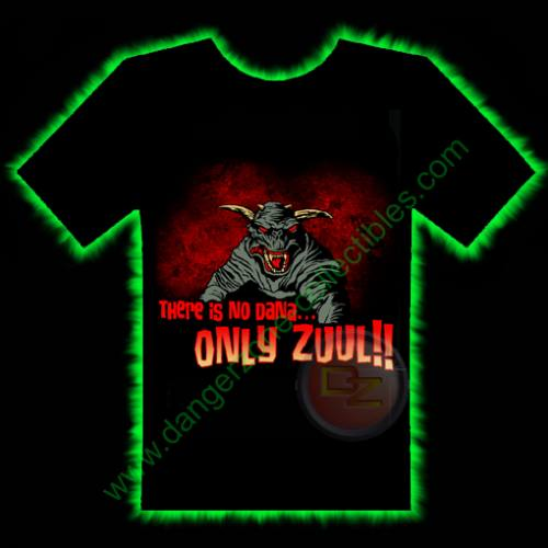 Only Zuul Horror T-Shirt by Fright Rags - SMALL