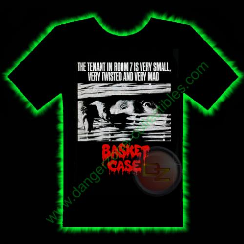 Basket Case Horror T-Shirt by Fright Rags - MEDIUM