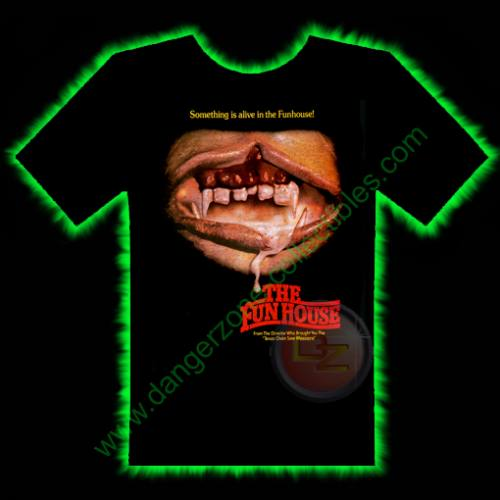 The Funhouse Horror T-Shirt by Fright Rags - MEDIUM