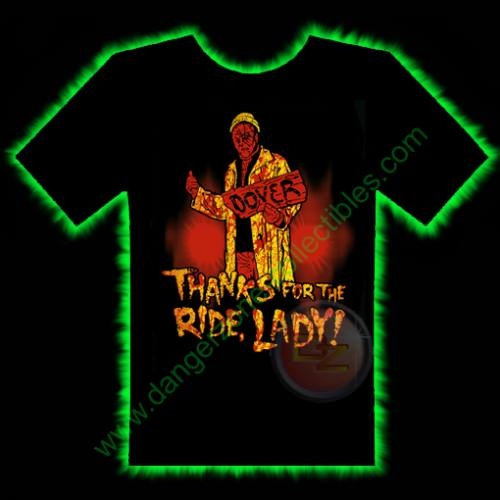 The Hitcher Horror T-Shirt by Fright Rags - EXTRA LARGE