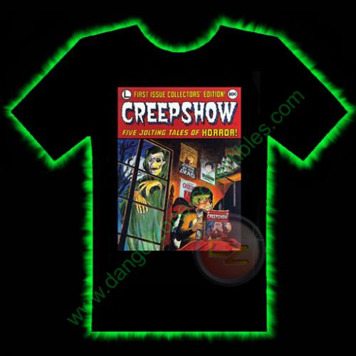 Creepshow Horror T-Shirt by Fright Rags - SMALL