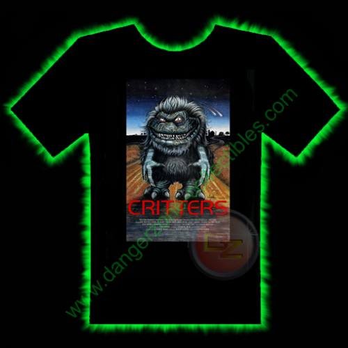 Critters Horror T-Shirt by Fright Rags - MEDIUM