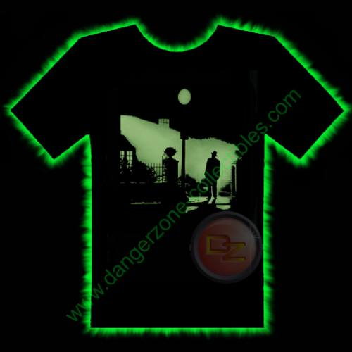 The Exorcist Horror T-Shirt by Fright Rags - LARGE