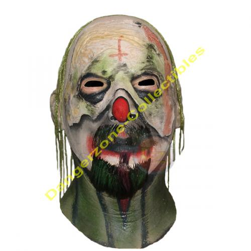 Rob Zombie's 31 Psycho Head Full Overhead Mask by Trick Or Treat Studios