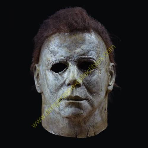 Halloween 2018 Michael Myers Full Overhead Mask by Trick Or Treat Studios
