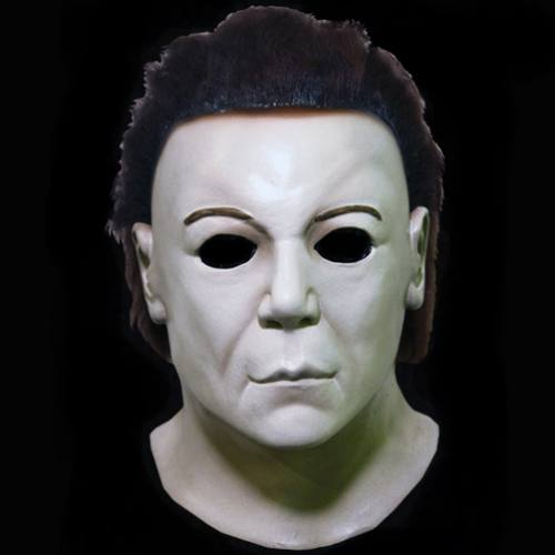 Halloween Resurrection Michael Myers Full Overhead Mask by Trick Or Treat Studios