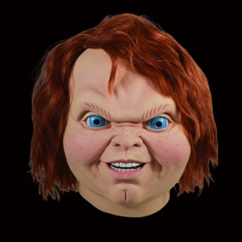 Childsplay 2 Evil Chucky Full Overhead Mask by Trick Or Treat Studios